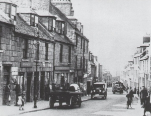 Gallowgate in the 1930s