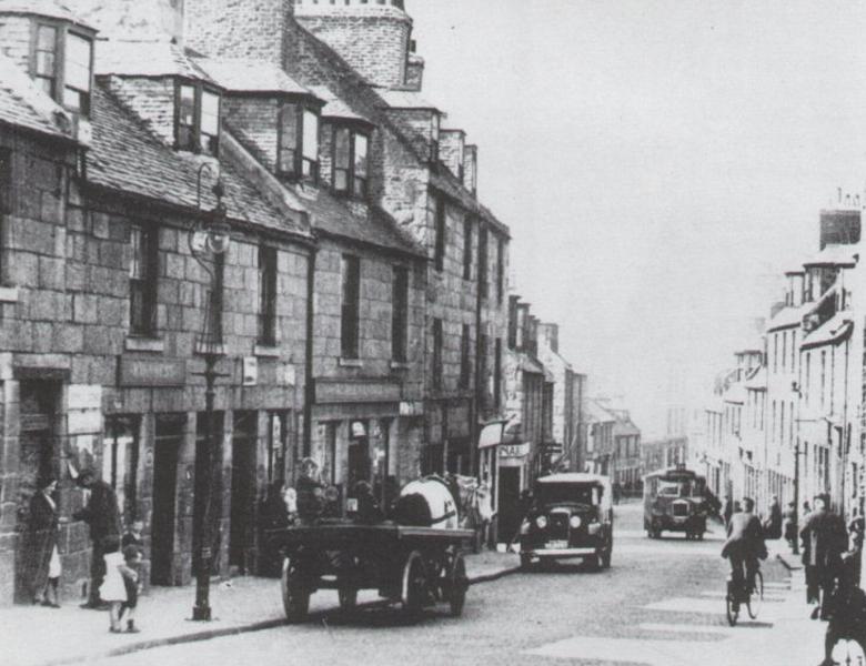 The Old Burghs Of Aberdeen Part 5 Aberdeen Voice
