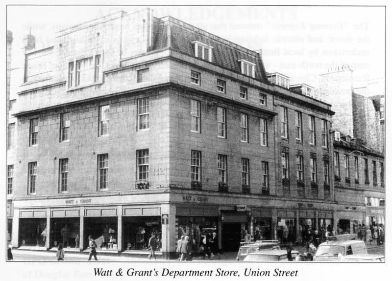 Aberdeen Car Park College Street