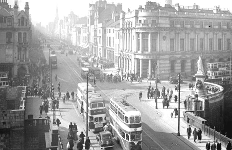 Image result for central aberdeen 1950""