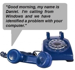 how to i stop unwanted telephone calls