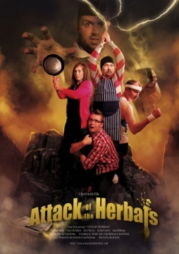 Attack of the Herbals Promotion Poster