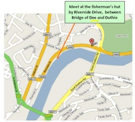 Directions to Hiroshima Day Event