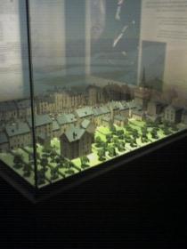 Model of Castlegate