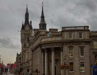Aberdeen Rain