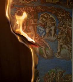 Burning Sectarian Hatred
