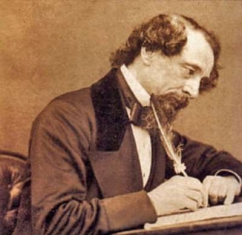 dickens-writing