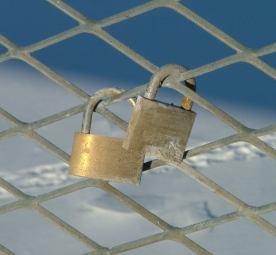 A Pair Of Padlocks  2