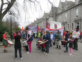 May Day Rally 2013