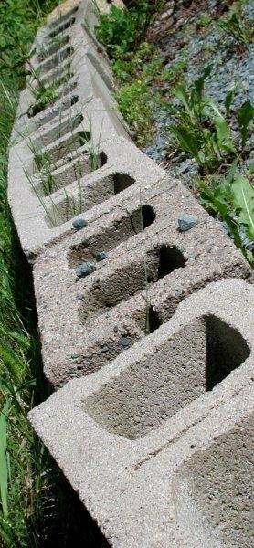 Row Of Bricks 122