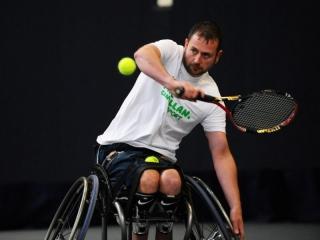 Scotland's GB Paralympic Hopeful Kevin Simpson