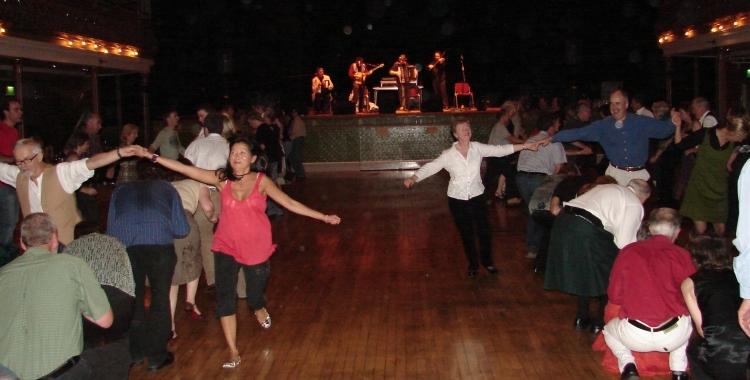 Iron Broo Music Hall Sept 2008