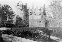 huntly-castle