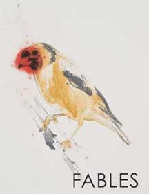 PVA. Adam Bridgland Fables etching, 2011