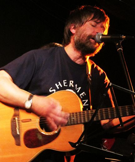 king creosote found at the blue lamp aberdeen voice. Black Bedroom Furniture Sets. Home Design Ideas