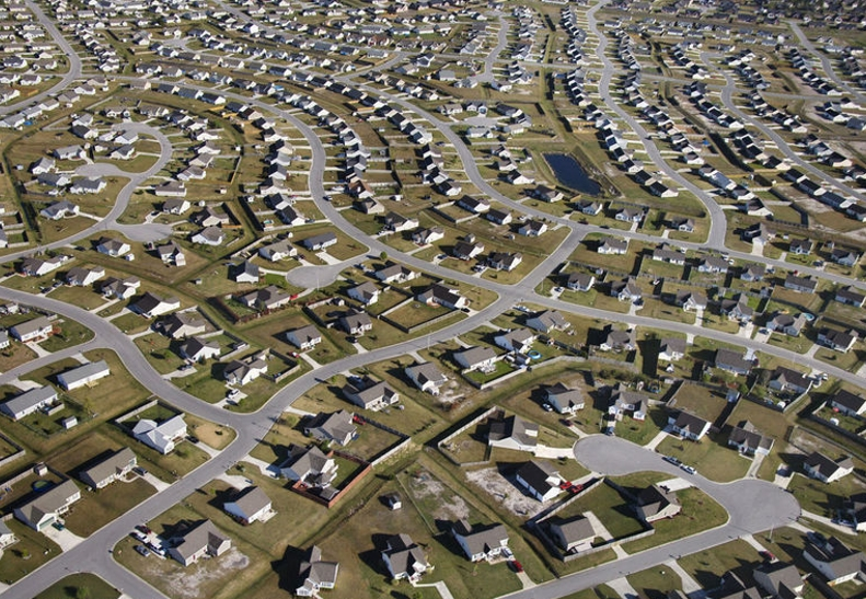 understanding how urban sprawl is working Urban sprawl is putting valuable wildlife habitat and species at risk, as well  day  spends the equivalent of nine working weeks a year in a car.