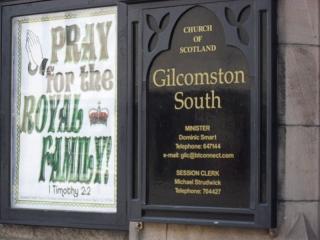 Gilcomston Church - Pray for the Royal Family