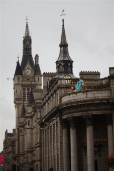 Town House From Castlegate