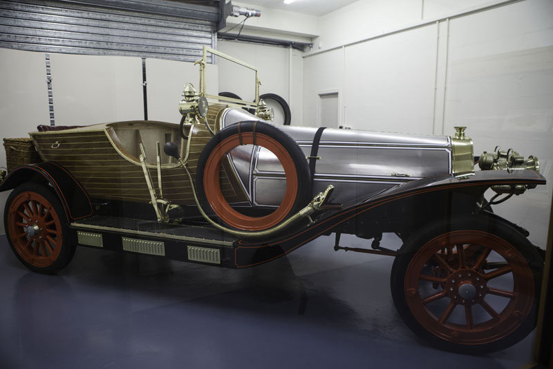 Grampian Transport Museum Gears Up For 2013 Season