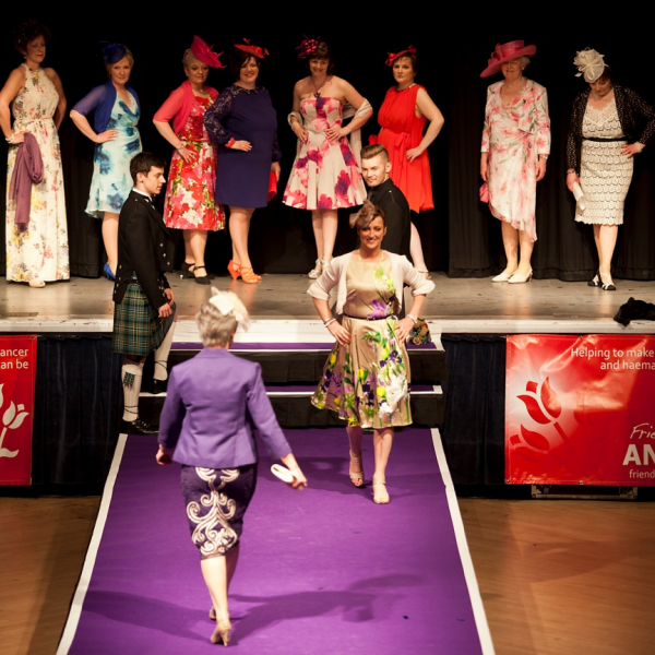 How To Hold A Charity Fashion Show
