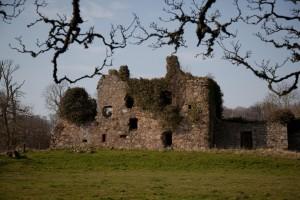 Gight Castle. Image Credit: Duncan Harley