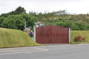 Munro bunds gate