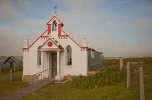 orkney 205 italian chapel