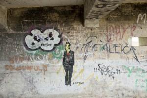 pantsy graffitti Innes Duncan Harley
