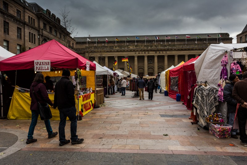 City Square Market, Dundee