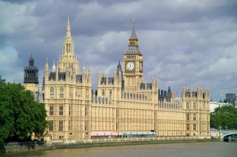 Houses of Parliament - © Freefoto.com
