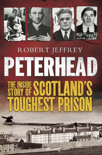 Jeffrey Peterhead book cover