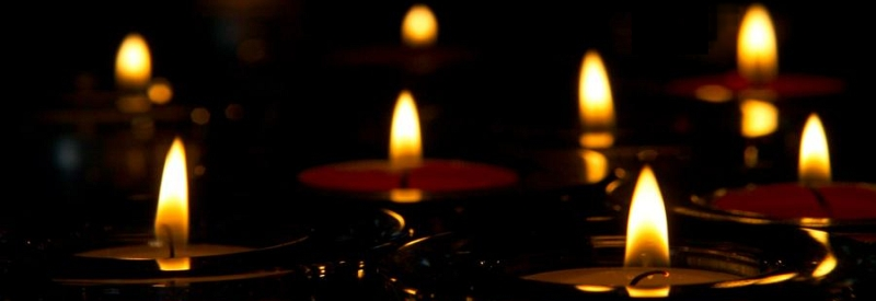 Candles lopro - Credit Ian Britton - freefoto