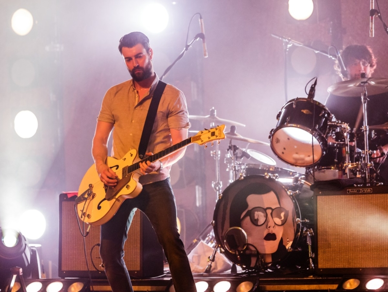 Courteeners1 - Credit: Julie Thompson