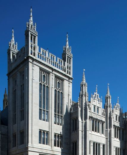 Marischal Square - Provost Skene - Decision Time