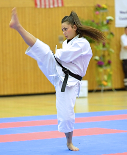 Aberdeen Karate Athletes Win 16 Munich Medals