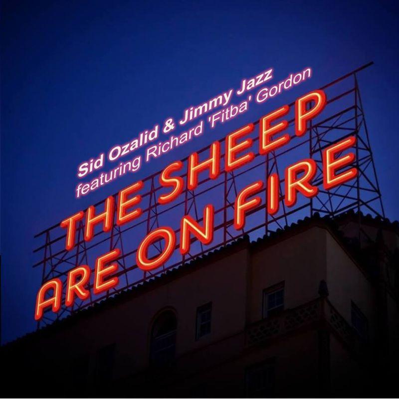 Sheep On Fire - Sid Ozalid