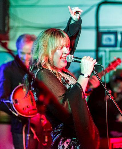 Deborah Bonham by Julie Thompson