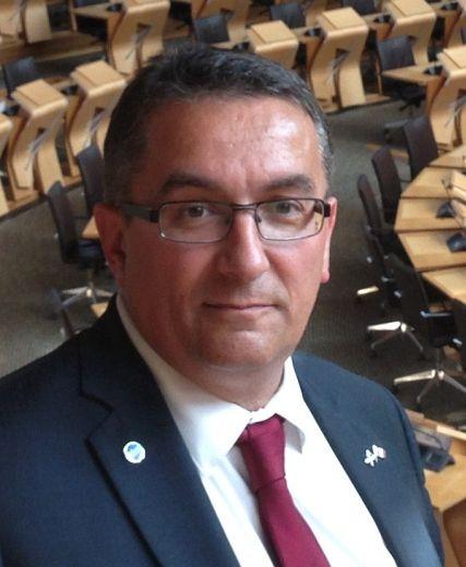 Christian Allard MSP for the North East of Scotlandfeat