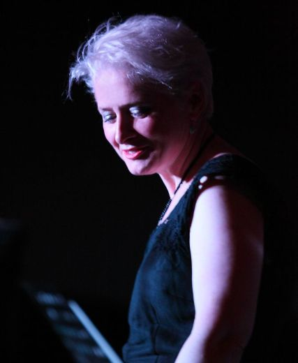 Cindy Douglas and Tim Richards Trio.