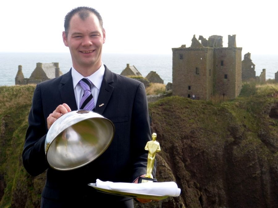 Aberdeen City and Shire Hotels' Association launches new tourism awards at Dunnottar Castle