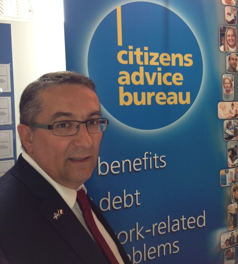 Christian Allard Citizens Advice Bureau