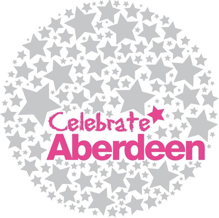 Celebrate Aberdeen logo