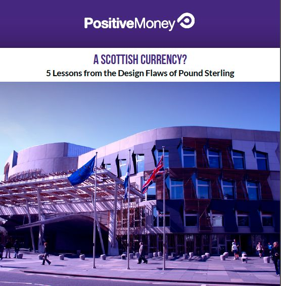 Scottish currency reportsq