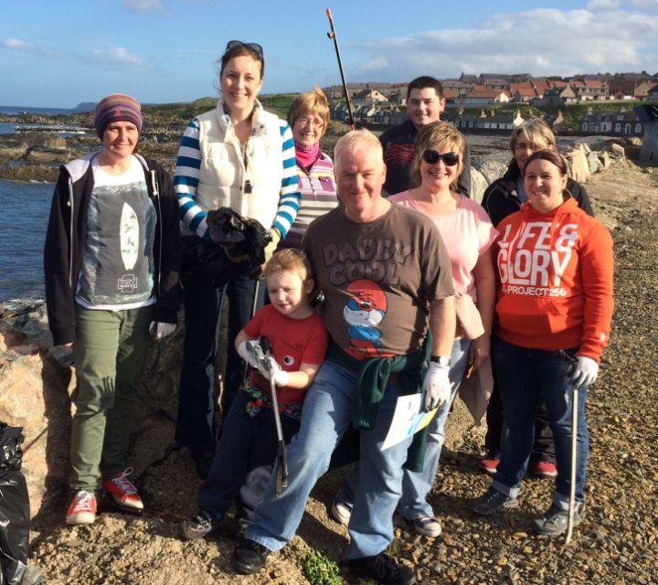 MP Macduff Beach Clean2