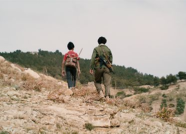 'When I Saw You' (film still) by Annemarie Jacir - Palestine, Jordan  2012