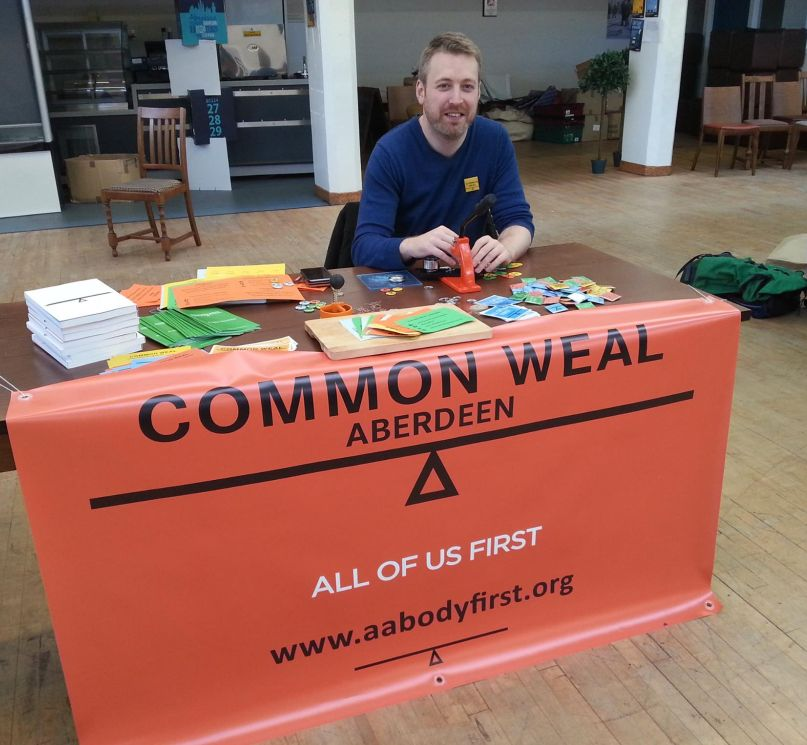 Common Weal Aberdeen 2