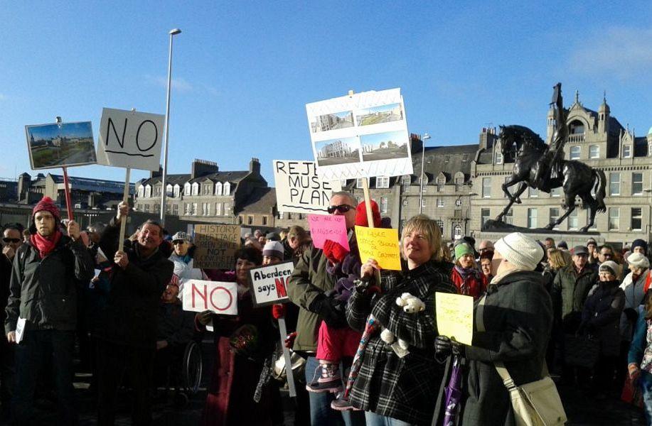 Marischal protest (6)a