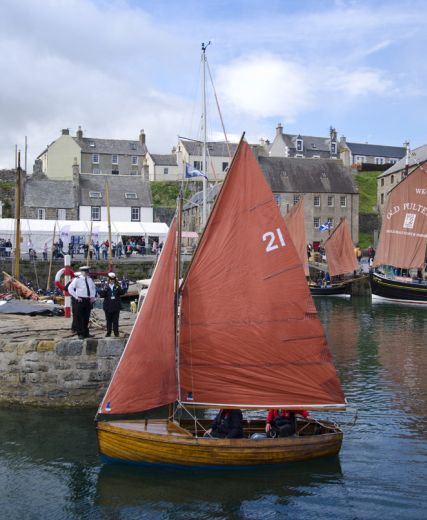 Scottish Traditional Boat Festival feat
