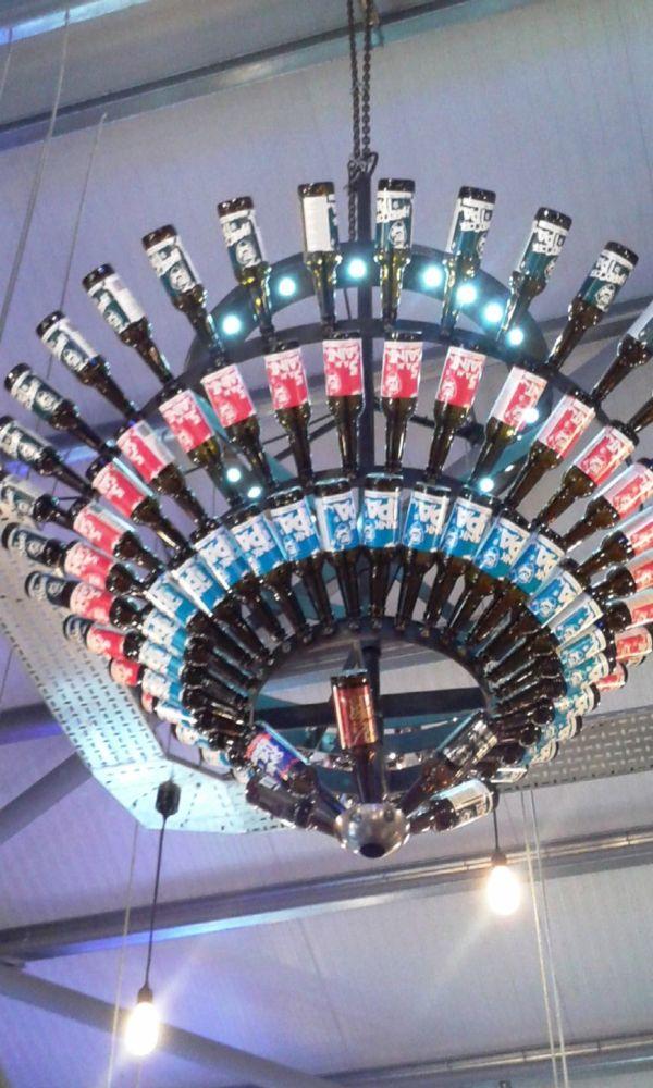 beer_chandelier