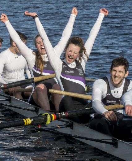 Four In A Row For RGU